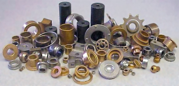 Pressed Powder Metal Parts